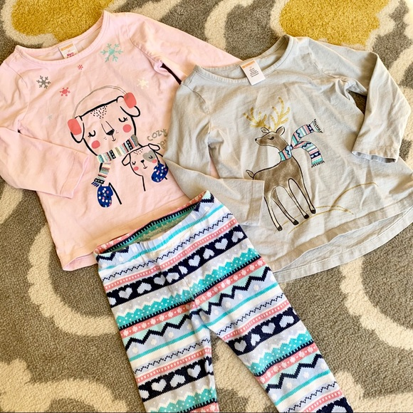 Gymboree Other - Adorable 2T matching set